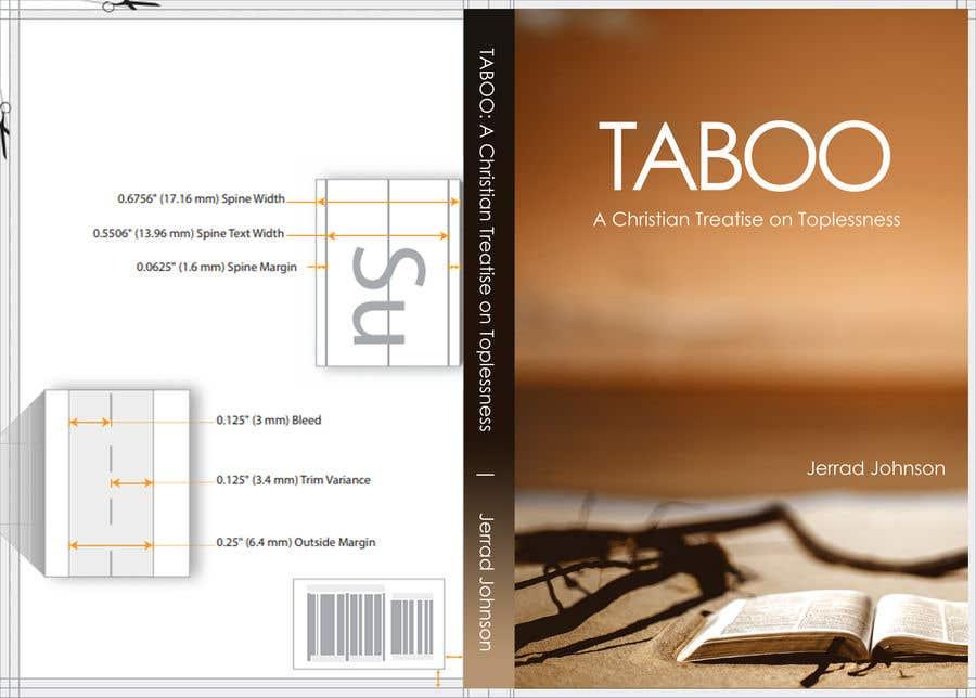 Конкурсная заявка №50 для Book Cover Design (Front and Spine)