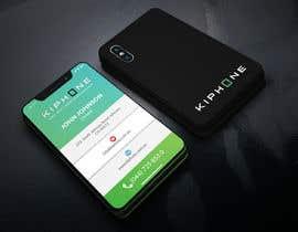 Nro 483 kilpailuun KIPHONE BUSINESS CARD käyttäjältä OSHIKHAN