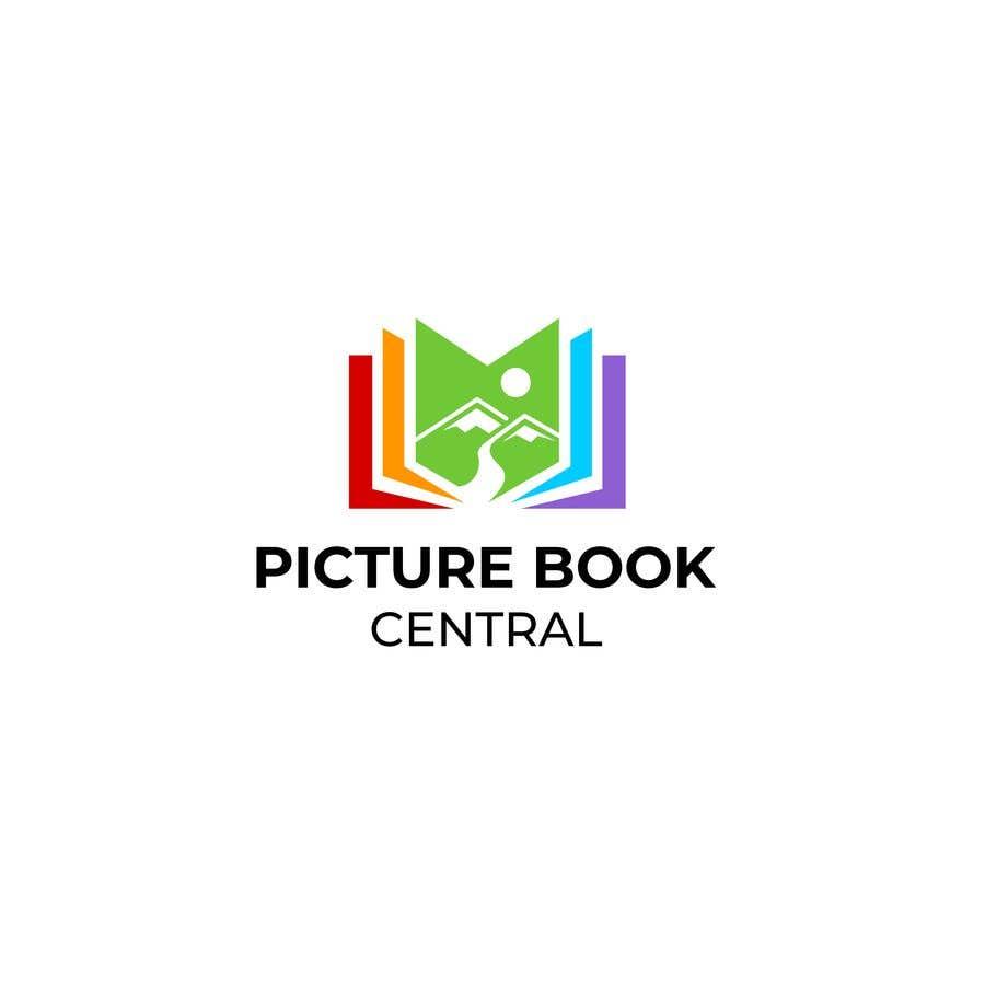 Penyertaan Peraduan #75 untuk logo for a picture book website