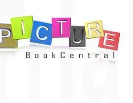 #21 untuk logo for a picture book website oleh bogsky
