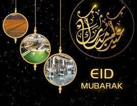 Nro 142 kilpailuun Happy EID card design käyttäjältä fahmidaistar7323