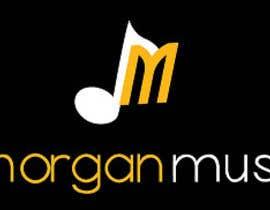 #3 untuk Design a Logo for Morgan Music oleh xalimorganx