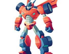Nro 4 kilpailuun RoboMonster Contest käyttäjältä MdFerozsorder