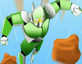 Nro 10 kilpailuun RoboMonster Contest käyttäjältä Chitpa1