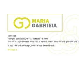 #293 for Logo and Brand Book for Dr. Maria Gabriela Pinzon (MD) by saidrashedisleem