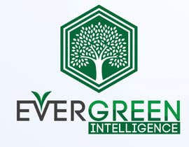 #38 para Logo Design for Evergreen Intelligence por RONo0dle