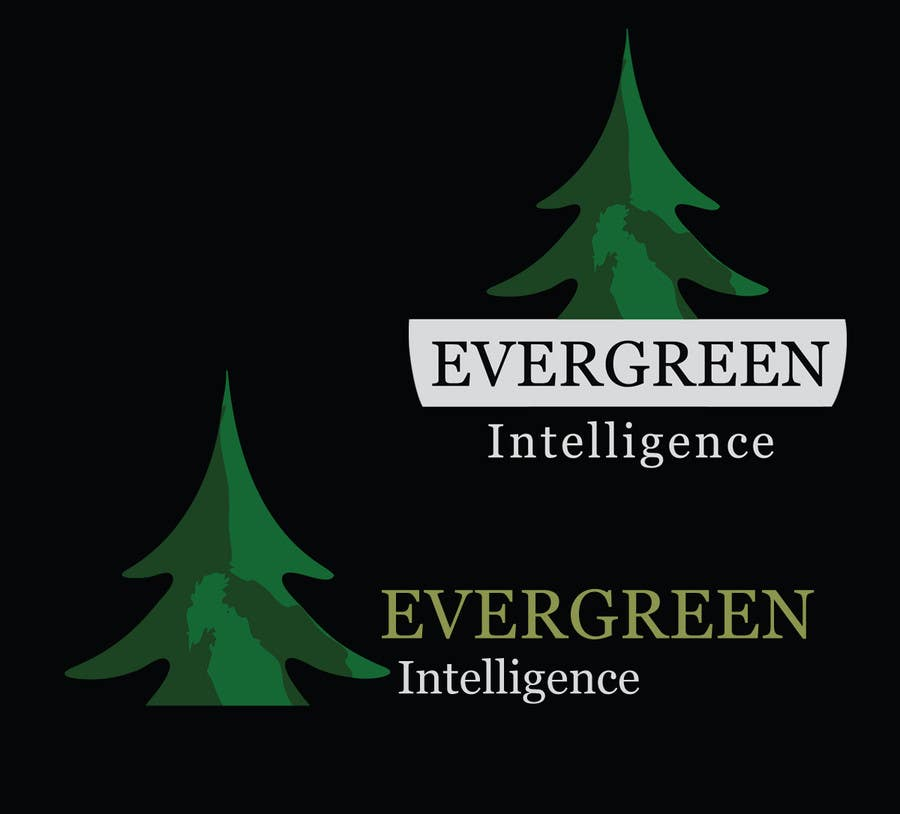 Proposition n°100 du concours Logo Design for Evergreen Intelligence