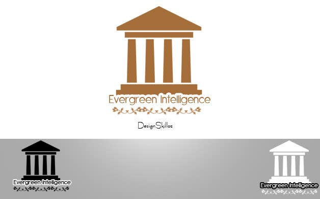 Proposition n°1 du concours Logo Design for Evergreen Intelligence