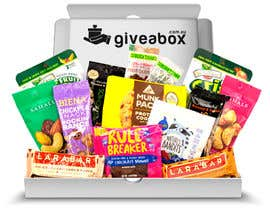 Nro 5 kilpailuun Create an Illustraion similar to the photo of snack box attached. käyttäjältä marianayepez