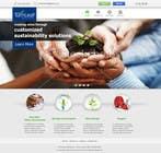 Environmental Website için Graphic Design2 No.lu Yarışma Girdisi