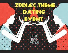 #2 for Design a poster/banner advertising an adult zodiac/astrology themed dating party.   The tone is to be fun, playful.  I am open to receiving different ideas & have no set idea of what I'm looking for. by simran993