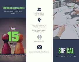 nº 6 pour Diseñar un folleto informativo par juanardila345