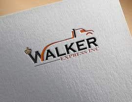 #132 for Walker Express Inc by itsmepokhrel