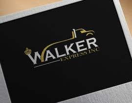 #168 for Walker Express Inc by itsmepokhrel