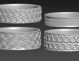 #12 для Ideas/illustration for new women silicone stack rings от kvinke