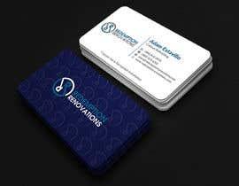 #71 для Business Cards for Redemption Renovations от SohelBarua