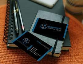 #60 для Business Cards for Redemption Renovations от Eva9356