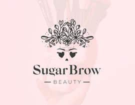 #17 for Sugar Brow Beauty Logo by vanessaaom