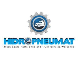 #147 para Logo Design for truck spare parts and truck service company por calvograficos