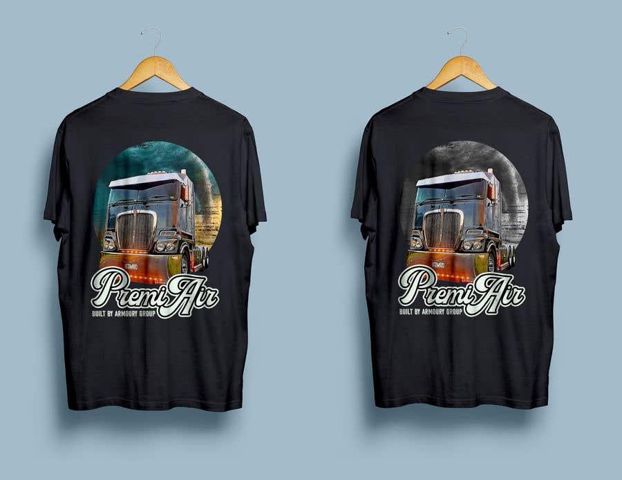 Konkurrenceindlæg #24 for T-shirt Design