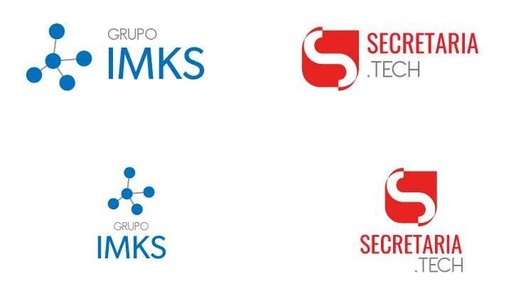 Kilpailutyö #26 kilpailussa Logotipo para Secretaria.tech y Grupo IMKS