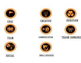 #8 for Get / Design 8 icons (symbols) af athirakawaii