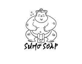 #133 untuk Sumo Cartoon Character oleh RRamirezR