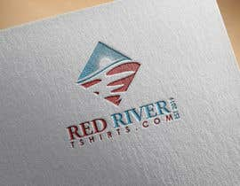 Nro 78 kilpailuun I need a logo. Company name is Red River T-shirt's. Focus is on living in the Midwest (Texas, Oklahoma), Texas slang, red river rivalry, and red hair. Logo must contain .com käyttäjältä monsurabul342