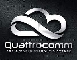 #1400 cho Desing a logo for Quattrocomm. bởi Hemalaya