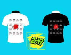 #192 for Design an artwork of a general topic on t-shirt/hoodie af searchnishan