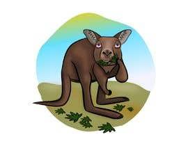 #41 для Graphic Design: Stoned Kangaroo от FinoDesignINK