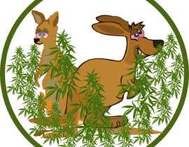 #32 для Graphic Design: Stoned Kangaroo от vw8166895vw