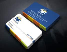 Nro 204 kilpailuun Design a business card käyttäjältä Designopinion