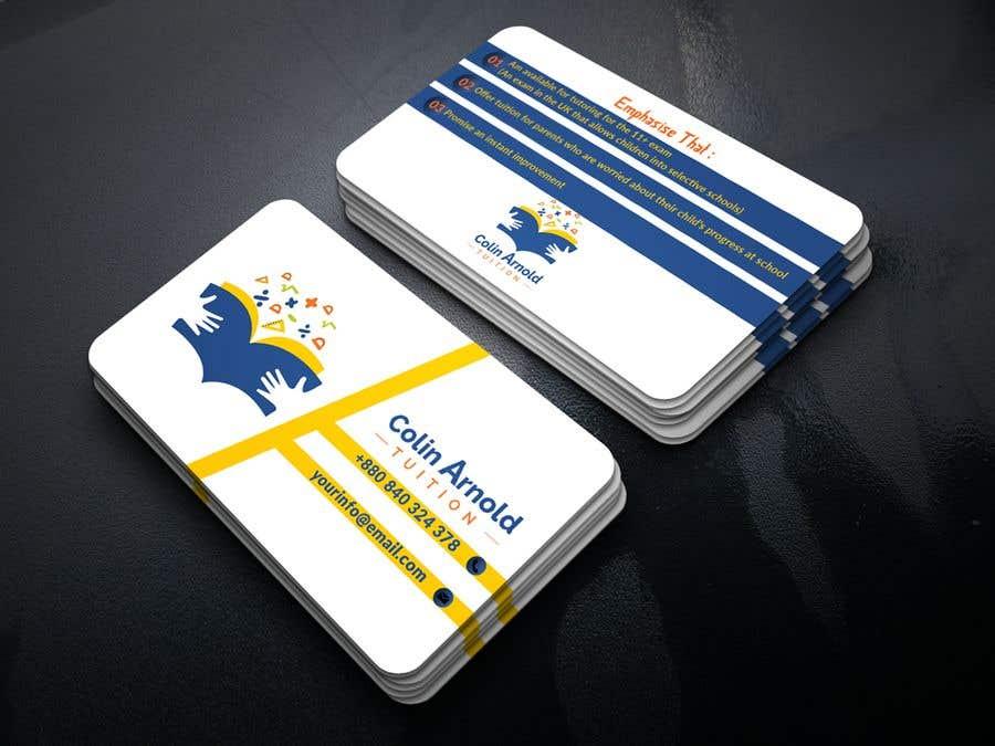 Kilpailutyö #431 kilpailussa Design a business card