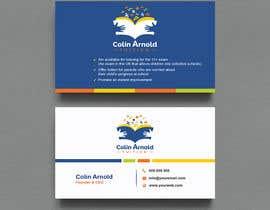 Nro 265 kilpailuun Design a business card käyttäjältä ahalamin78