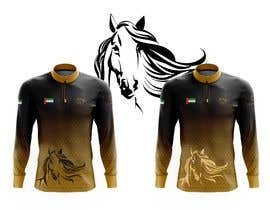 #28 for Horse Riding Shirt Design Change by Eng1ayman