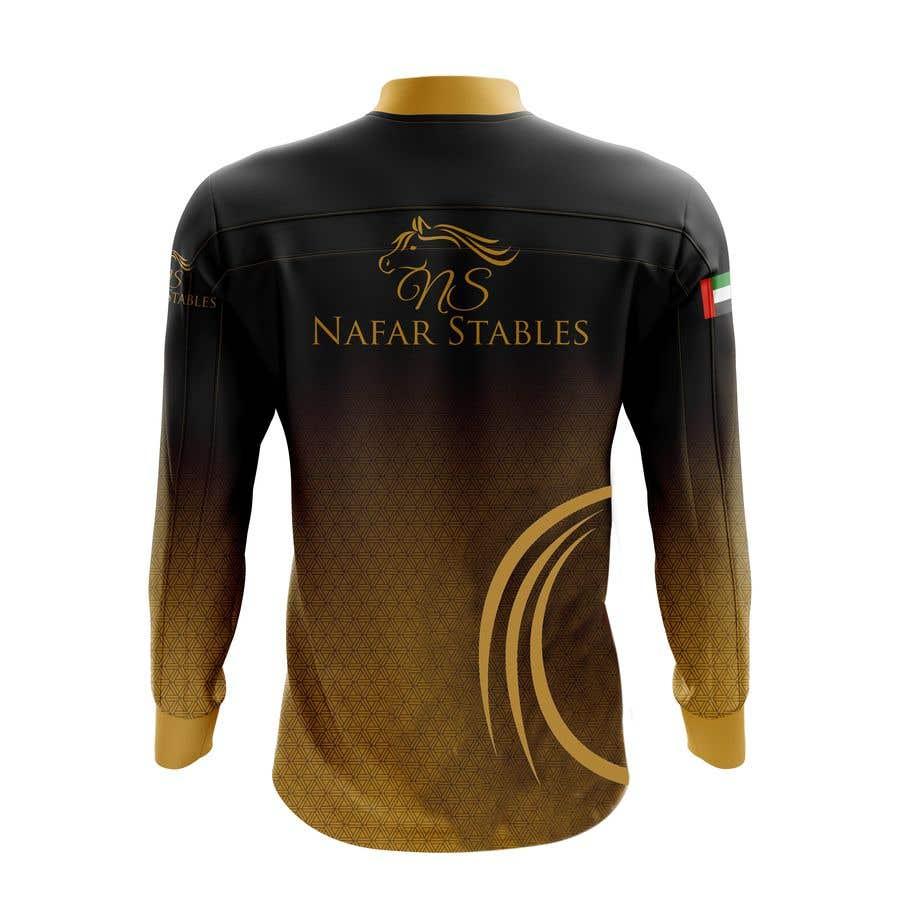 Konkurrenceindlæg #4 for Horse Riding Shirt Design Change