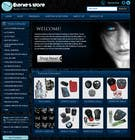 Entry # 1 for Website Design for ebay and a brand new web site e-shop by
