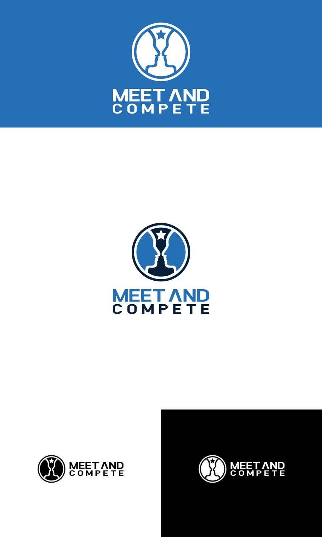 Konkurrenceindlæg #178 for Logo contest for meetandcompete.info
