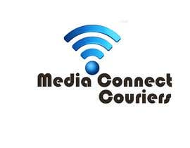 #68 for Logo Design for Media Connect Couriers by Nidagold