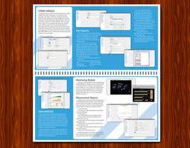 #9 para Brochure Design for Telemetry System Software por Natch