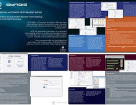 #11 for Brochure Design for Telemetry System Software by Vmuscurel