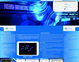 #1 for Brochure Design for Telemetry System Software av Raptorel