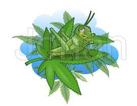 #28 pentru Draw nine vector files 1) stoned Grasshoppers that have eaten a crop of marijuana, 2) stoned deer that have eaten a crop of marijuana, 3) stoned Koala's .. 4) stoned kangaroo's ...., 5) aphids destroy crop,  6) ladybug kills aphids de către JohanGart22