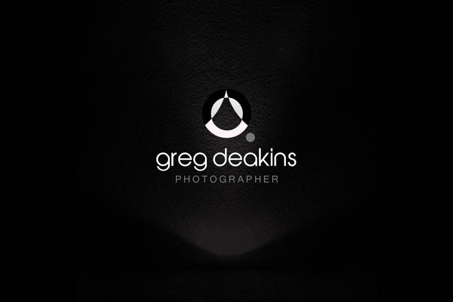 Contest Entry #55 for Logo Design for Greg Deakins - Photographer