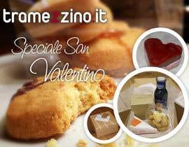 felixdaogas tarafından Design a banner for a food delivery website, St. Valentine campaign için no 22