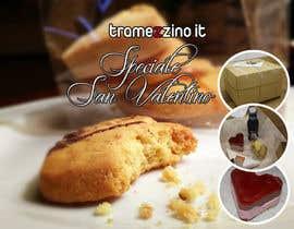 bojandjordjevic tarafından Design a banner for a food delivery website, St. Valentine campaign için no 10