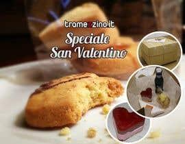 bojandjordjevic tarafından Design a banner for a food delivery website, St. Valentine campaign için no 64