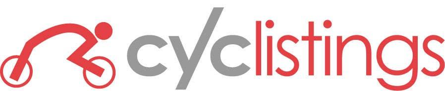 Penyertaan Peraduan #22 untuk Logo Design for cyclistings.com