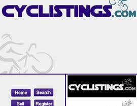 nº 26 pour Logo Design for cyclistings.com par photogra
